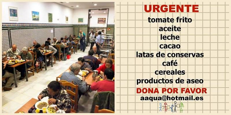 Alimentos Campañas Aaqua