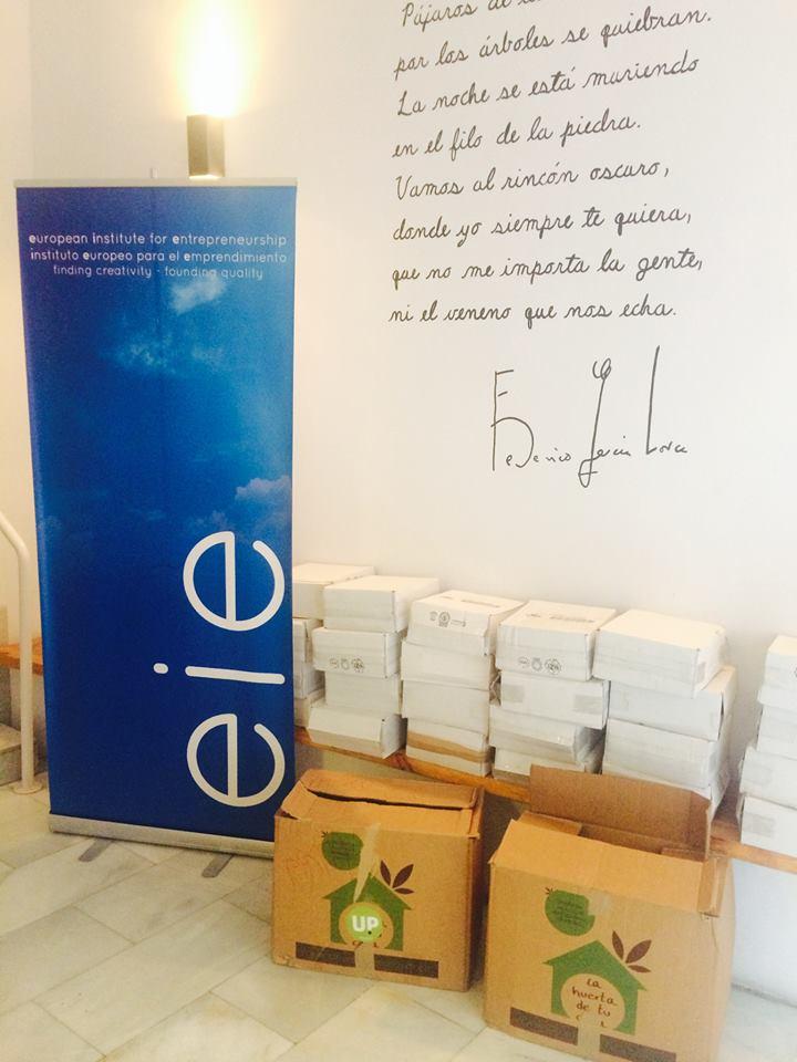 Donación de EIE a Aaqua