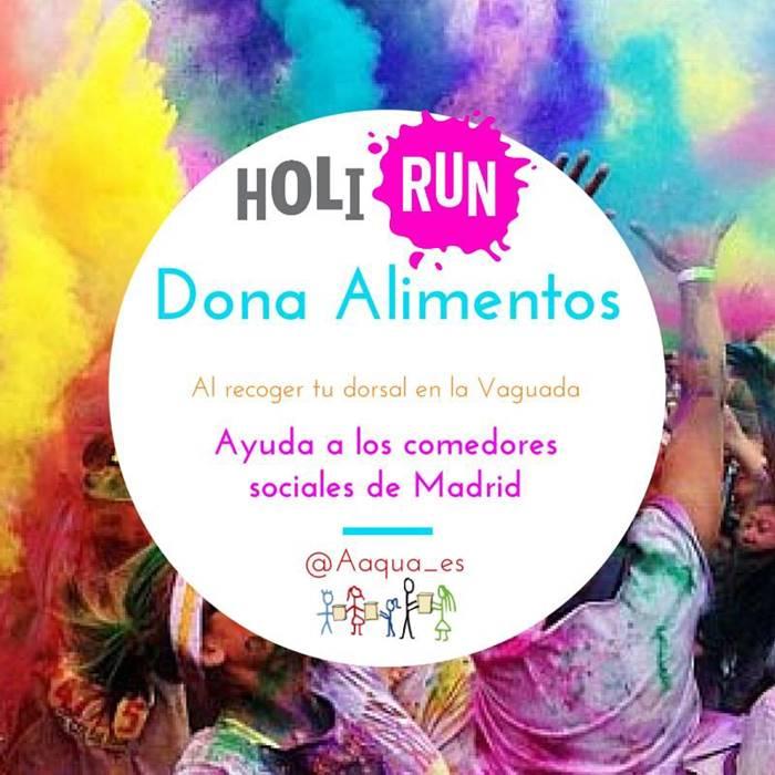 HOLI RUN ESPAÑA 2015