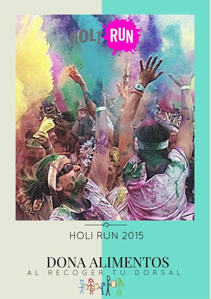 HOLI RUN MADRID 2015