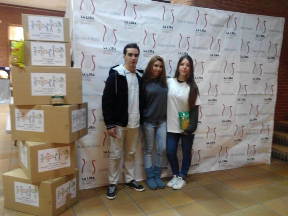 Lira de Pozuelo colabora con Aaqua