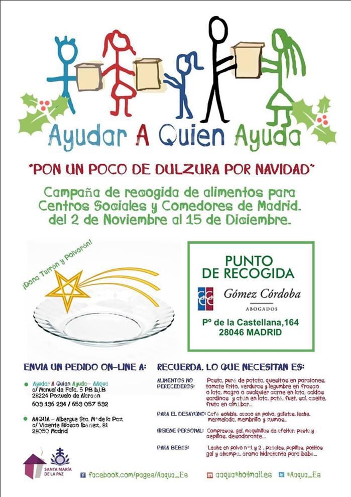 Despacho de Abogados Gómez Córdoba colabora con AAQUA