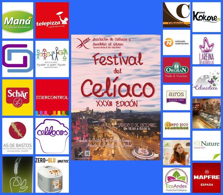 33 Festival del Celíaco