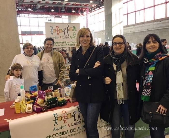 Celiaca inquieta en la XXXIII edición del festival del celíaco