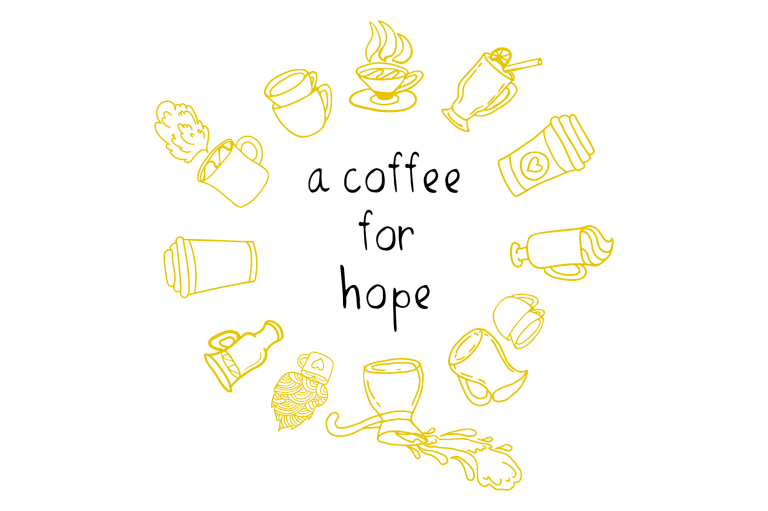 Share a coffee for Aaqua