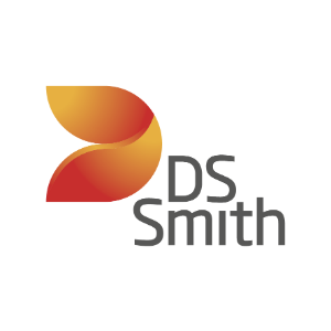 Logo de la empresa DS Smith