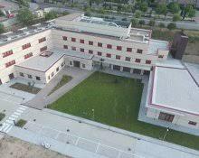nuevas instalaciones del albergue Santa María de la Paz
