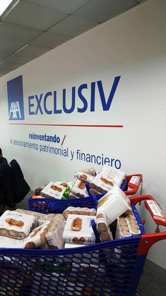 AXA EXCLUSIV colabora en campaña de verano 2018 de AAQUA